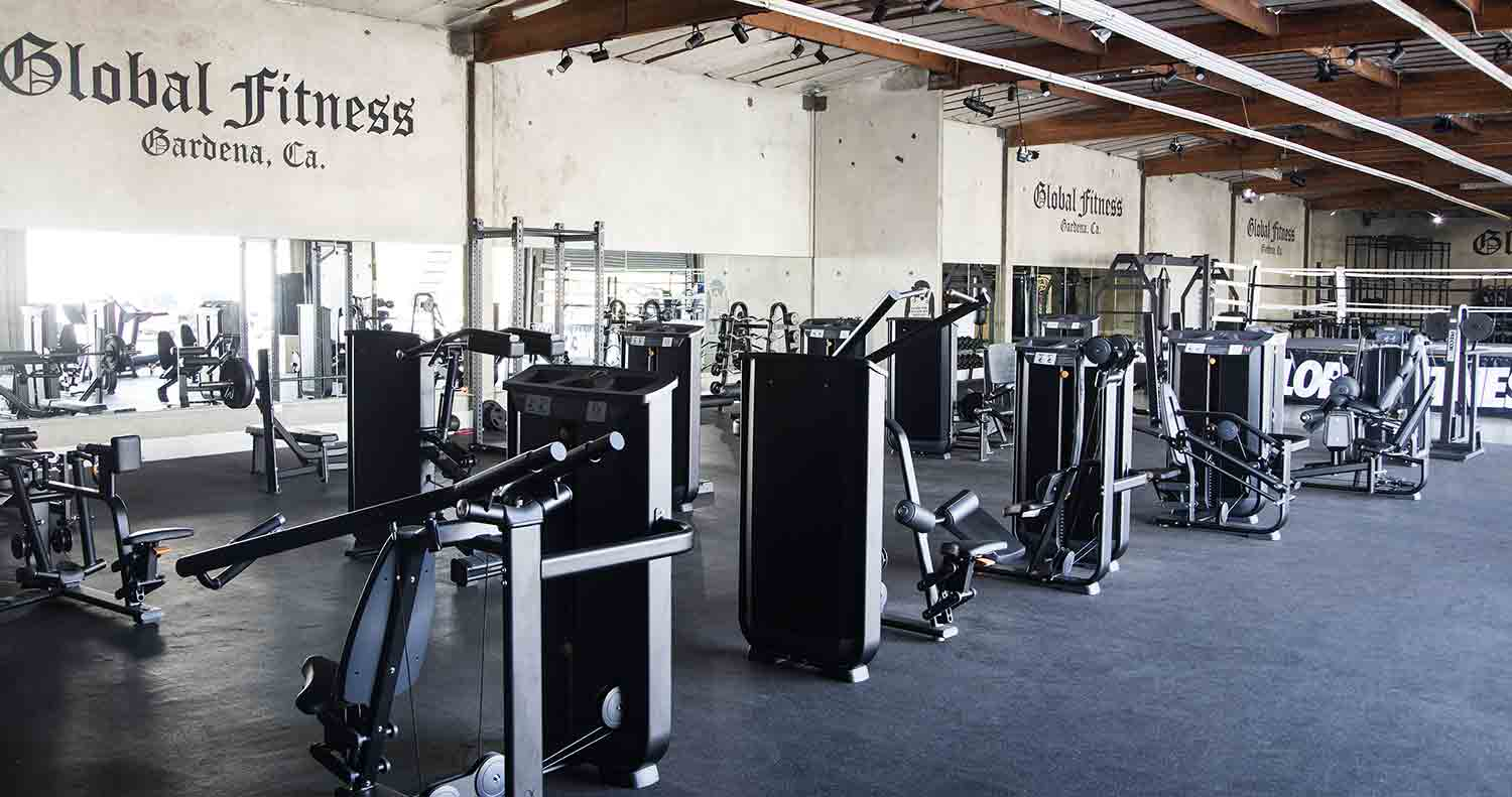 Private fitness los angeles global fitness studio for Salon fitness